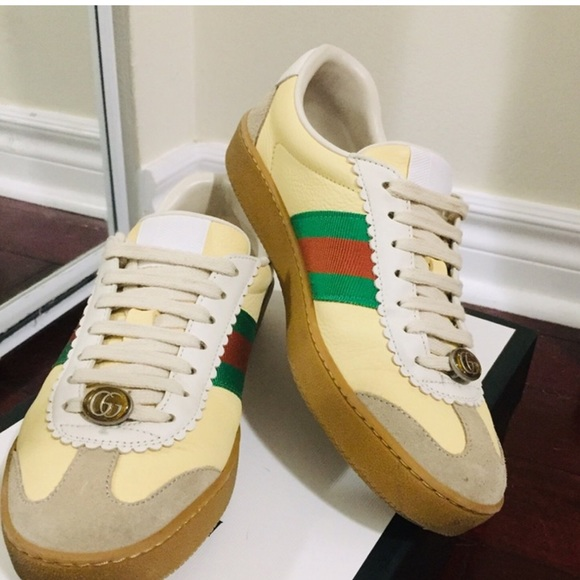 Gucci Shoes | Gucci Aces Sneaker Retro
